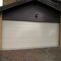Wide Garage Roller door