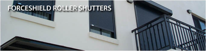 forceshield roller shutter